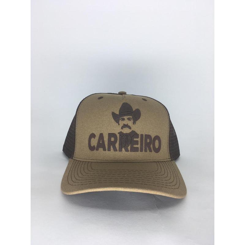 BONÉ TIÃO CARREIRO MARROM