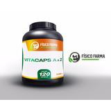 Complexo Vitamínico  A a Z - Vitacaps | 120 cáps (vitamina)