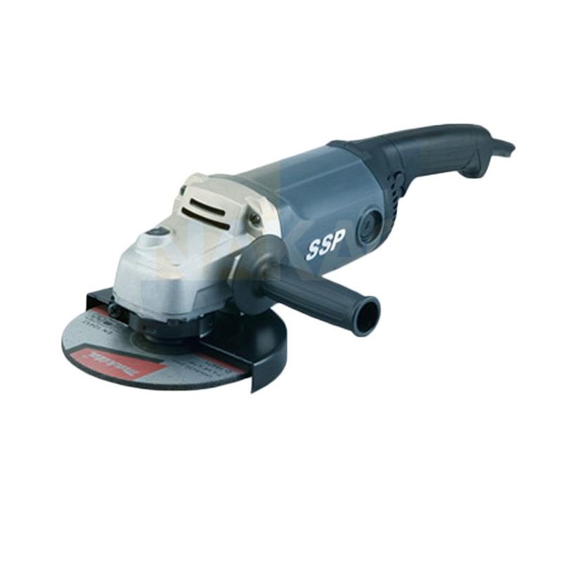 "Esmerilhadeira Angular 7"" (180mm) 1800/2200W - MGA92A - Makita - 220 Volts"