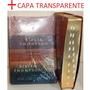 Bíblia De Estudo Thompson Grande Jesus Vermelha índice/capa