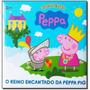 Peppa Pig Livro Teatro