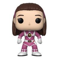 Pink Ranger Pop Funko #671 - Kimberly No Helmet - Power Rangers