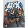 Livro Avengers Vs X Men Marvel A8