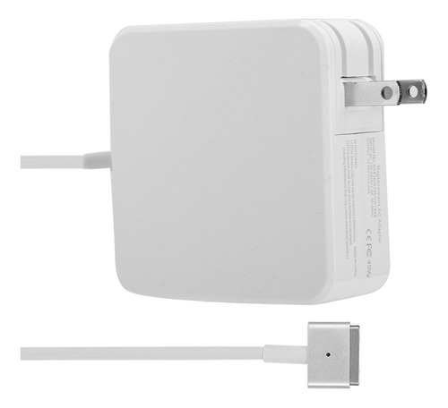 45w Adaptador De Energia Carregador T-ponta Para Macbook Air Original