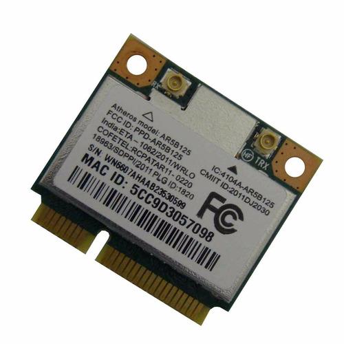 Mini Pci Wireless  Notebook Gateway Ne57006b Original
