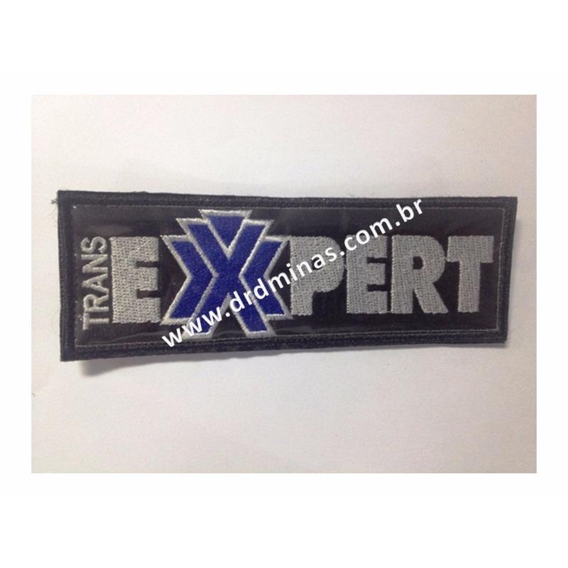 Etiqueta Bordado EXPERT- U  15 x 5