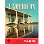 Revista 3 Américas N° 12 Varig 1959