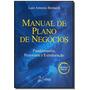 Manual De Plano De Negocios 02ed/18