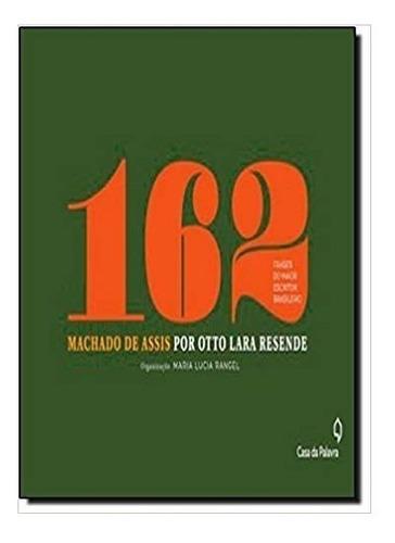 Livro Machado De Assis Por Otto Lara Resende Original