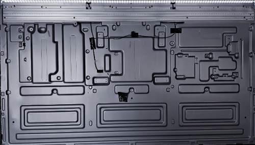 Kit Completo Barras Led ( Fita Led ) Sony 4k Kd-55x705e * Original