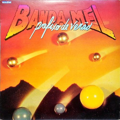 Banda Mel Lp Prefixo De Verão Mel Na Sua Boca 1990 1317 Original