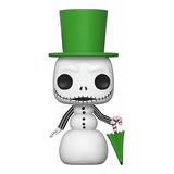 Snowman Jack Pop Funko #448 - O Estranho Mundo de Jack  Disney