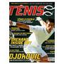 Revista Tênis Forehand Inside Out Djokovic #94