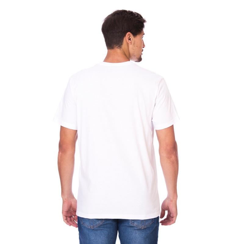 Camiseta Long Island Polaroids Branca