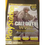 Revista Call Of Duty, Ps4,