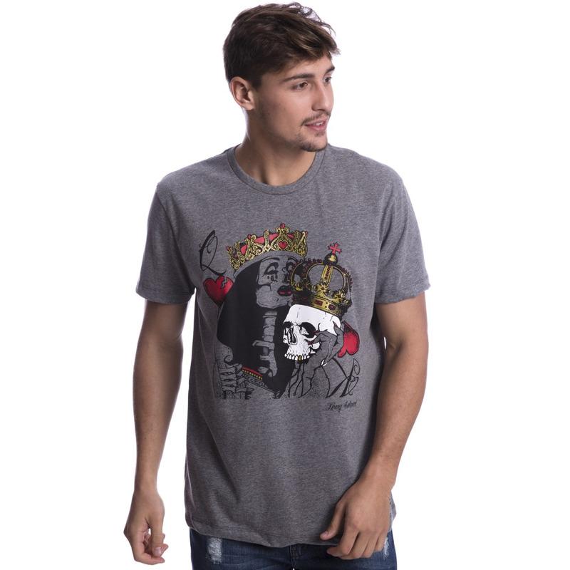 Camiseta Long Island Copas Mescla