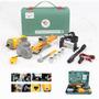 Kit Macaco Elétrico/parafusadeira Elétrica E Compressor Ar