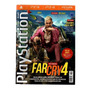 Revista Playstation Far Cry Detonado 4 Ps3 Ps4 Nº199 C/pster