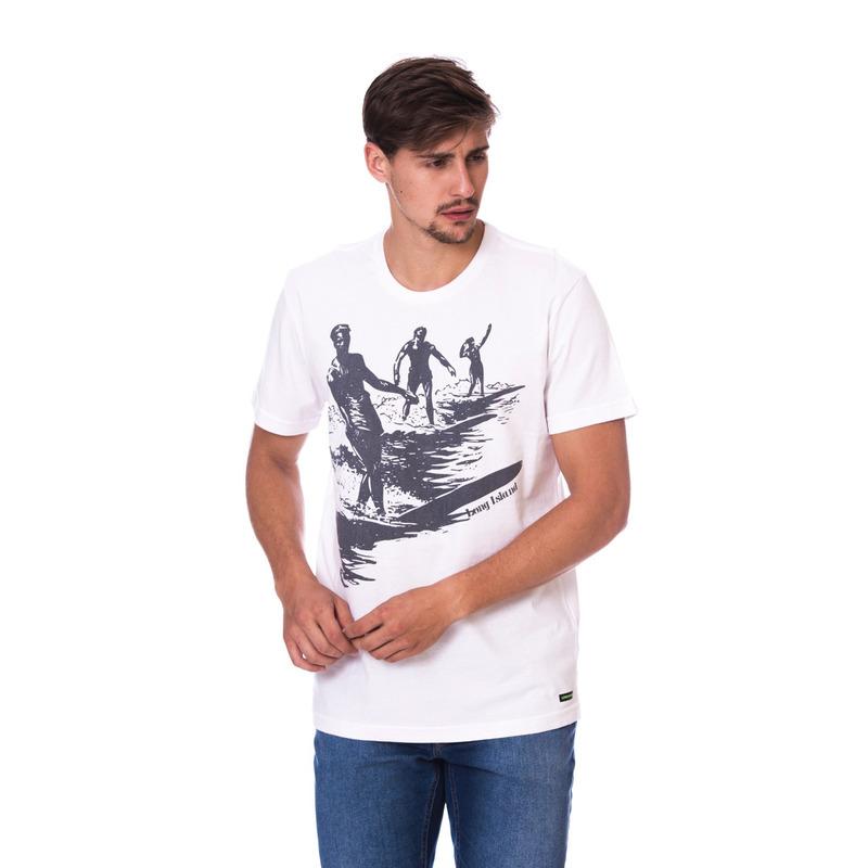 Camiseta Long Island WS Branco