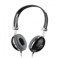 Fone de Ouvido ( Headphone ) Multilaser Vibe Preto Design Retrô - PH053