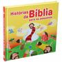 Biblia Infantil Com 59 Historias Para Os Pequenos Capa Dura