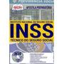 Apostila Concurso Inss | Técnico Do Seguro Social
