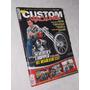 Revista Importada Custom Machines 141 Seventies Chopper