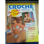 Revista Moda 2 Crochê Bordados Biquíni Saia Shorts Boné K650