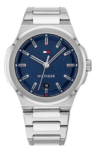 Relógio Tommy Hilfiger Aço Prata  Pronta Entrega Original