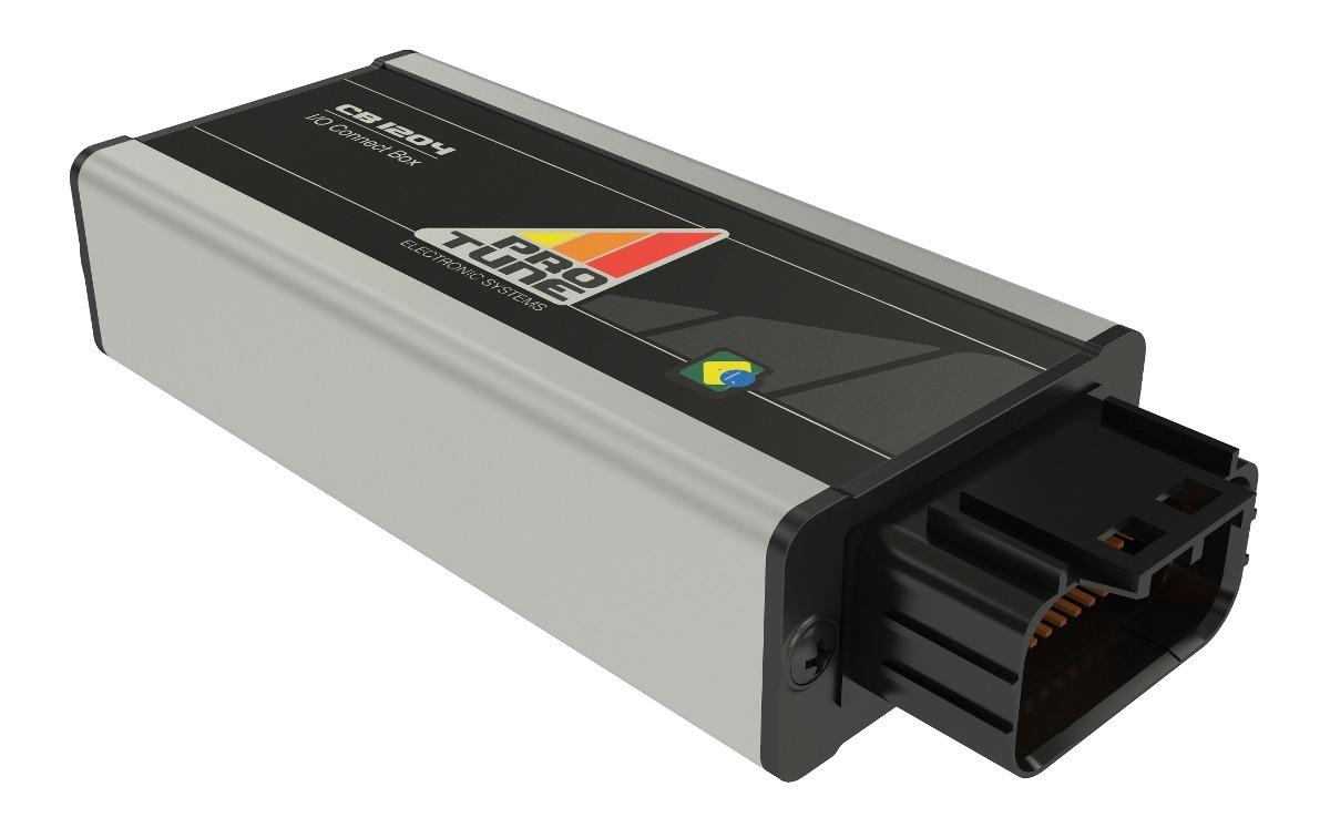 Combo Dash 5.0 + Connect Box CB 1204 + Pré Chicote