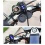 Carregador Celular Moto Carregador 12v Gps