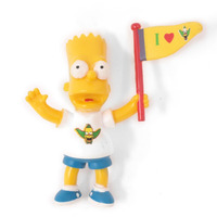 Boneco Multikids The Simpsons Bart I love Krust - BR499