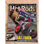 Revista Hot Rods 45 Rat Truck Ford F1 1951 Charger R/t 1975