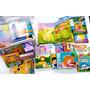 Baú Literário Infantil Para Crianças De 0 A 2 Anos leiturinh