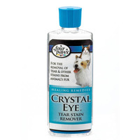 Crystal Eye Four Paws