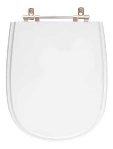 Tampa De Vaso Paris Branco Para Bacia Ideal Standard Original