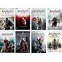 Coleção Assassin's Creed (8 Livros) #