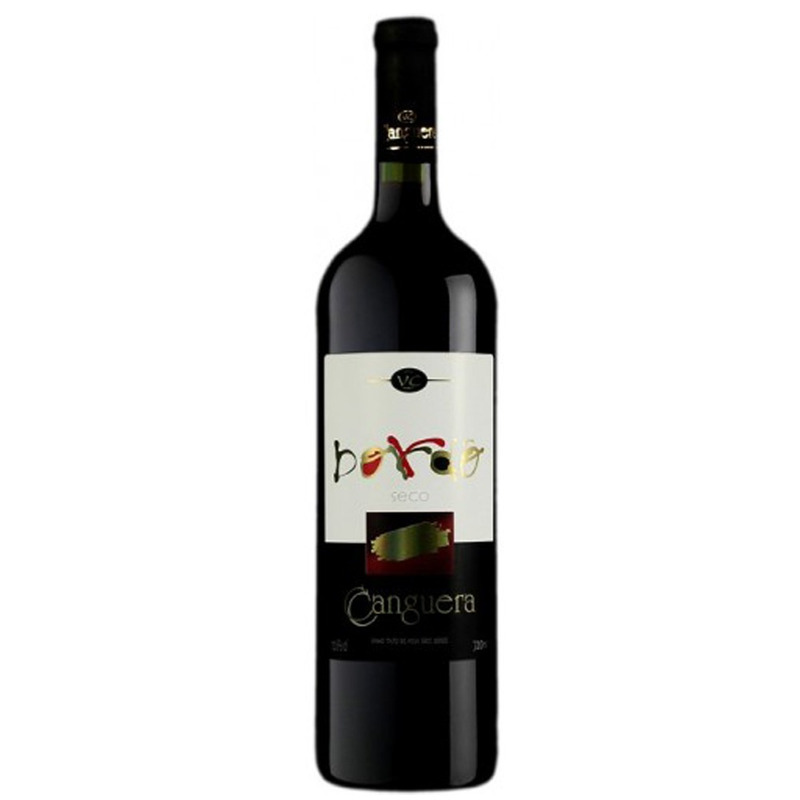 Vinho Tinto Seco Bordô 720ml - Canguera