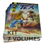 Edição Especial Colorida Hq Revista Quadrinhos Tex Faroeste