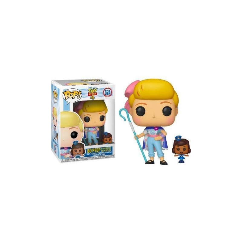 Funko Pop Bo Peep with officer McDimples #524 Betty - Toy Story 4 - Disney