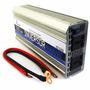 Inversor De Tensão 24v 110v 4000w Knup Kp549 Transformador