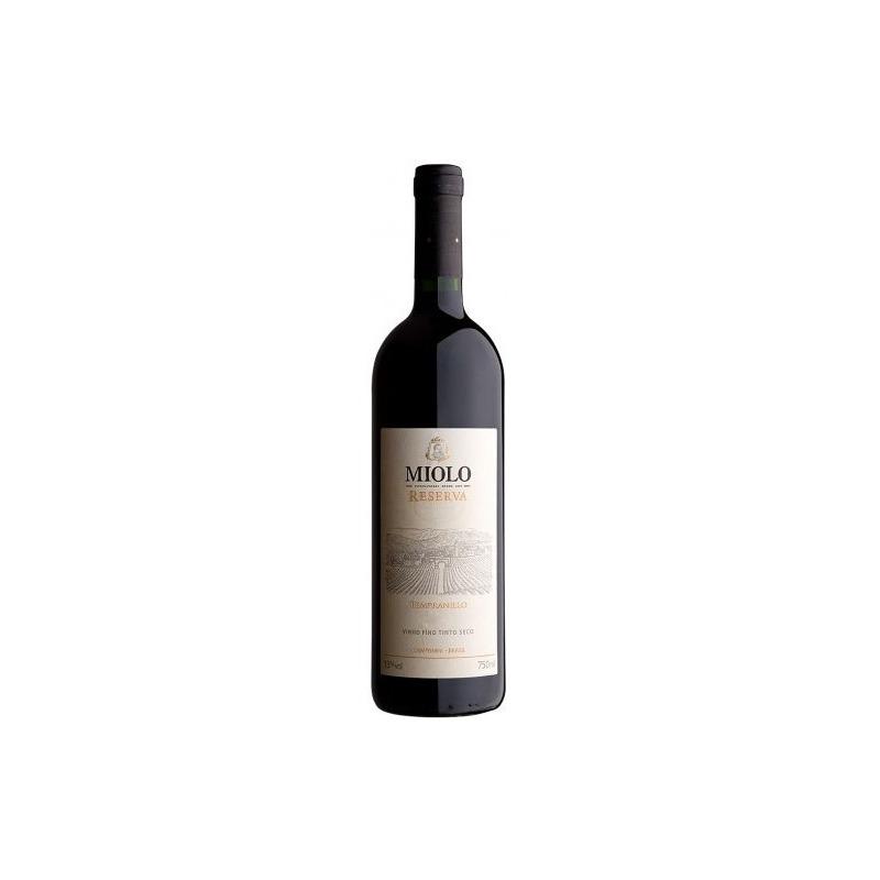 Vinho Fino Reserva Tempran. 750ML - Miolo