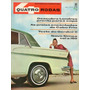 Quatro Rodas Nº70 Maio 1966 Simca Chambord V8 Gordini Ii