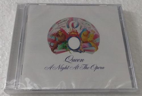Cd Queen - A Night At The Opera (2cd's/lacrado) Original