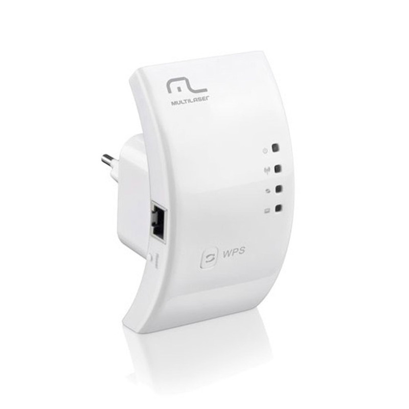 Repetidor Wireless Wi-Fi Multilaser - RE051