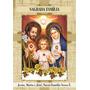 Santinho Da Sagrada Família Milheiro De Promessa E Oração