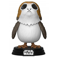 Sad Porg Pop Funko #198 - Star Wars Ep. VIII - O Último Jedi