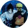 Capa De Estepe Ecosport Aircross Naruto E Sasuke
