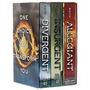 Livro Divergent Box Set (série Divergente)