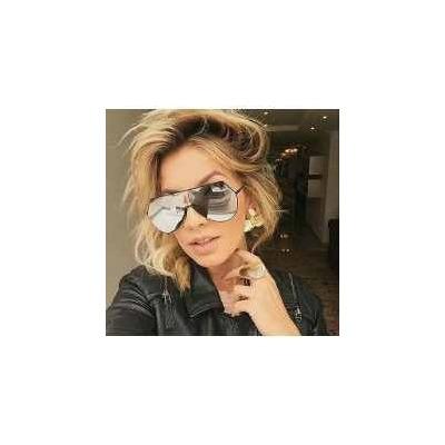 093dfe2e43d05 Oculos De Sol Fendi 0193 Eyeline Mascara